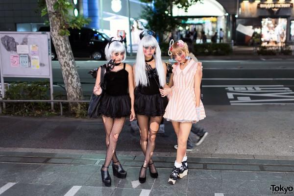 Harajuku & Shibuya Halloween (3)