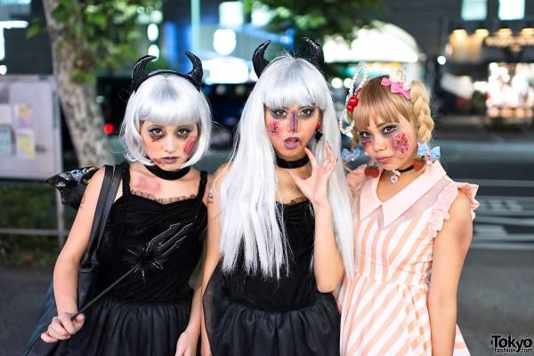Harajuku & Shibuya Halloween (4)