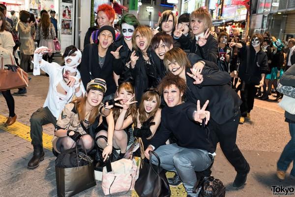 Harajuku & Shibuya Halloween (6)