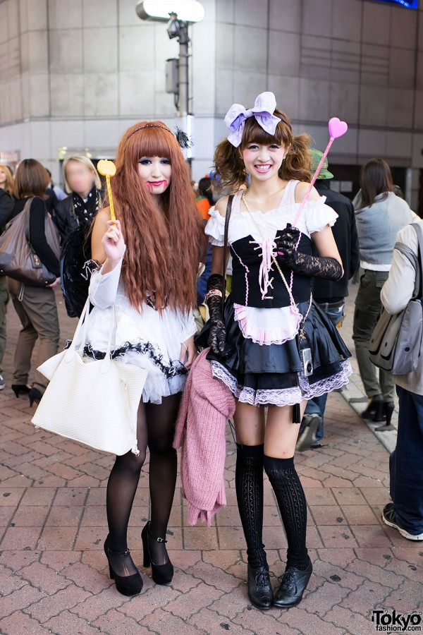 Harajuku & Shibuya Halloween (7)