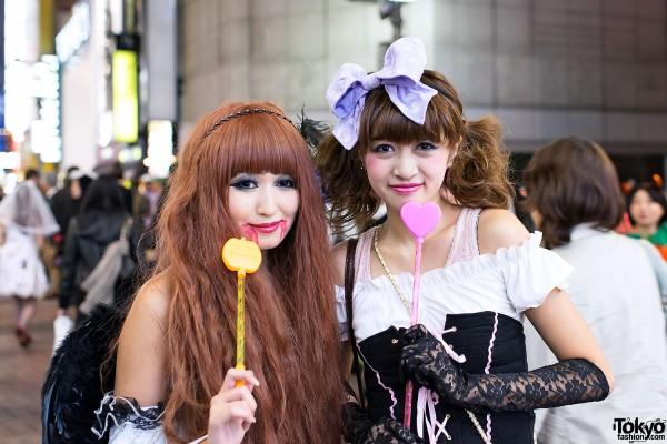 Harajuku & Shibuya Halloween (8)