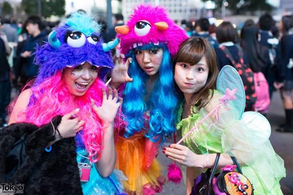 Harajuku & Shibuya Halloween (13)