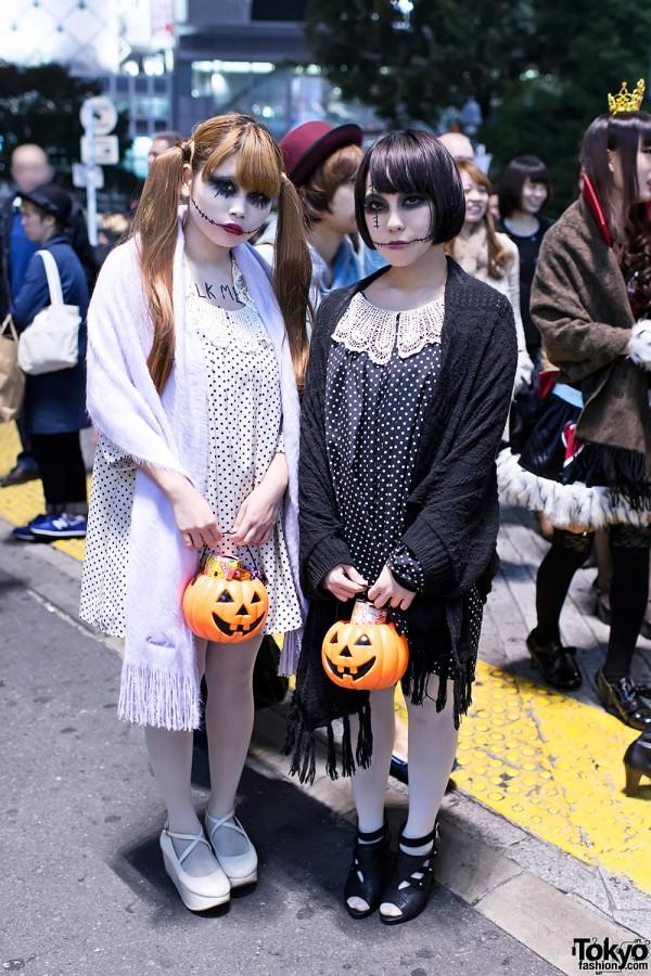 Harajuku & Shibuya Halloween (14)