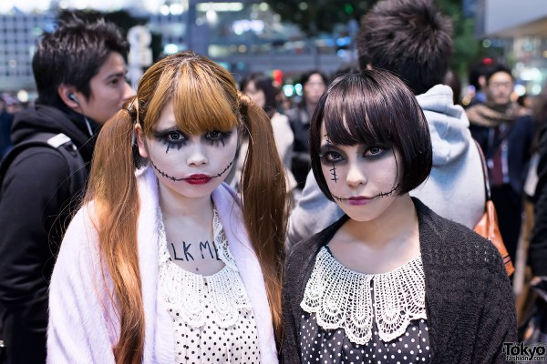 Harajuku & Shibuya Halloween (15)