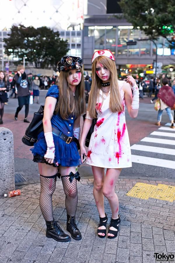 Harajuku & Shibuya Halloween (16)