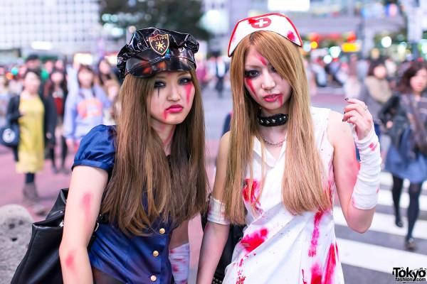 Harajuku & Shibuya Halloween (17)