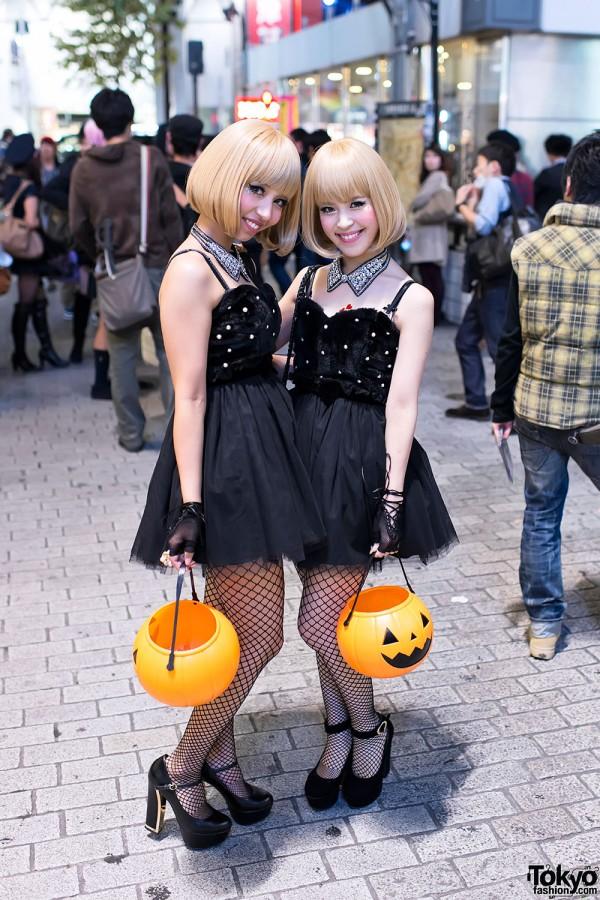 Harajuku & Shibuya Halloween (20)
