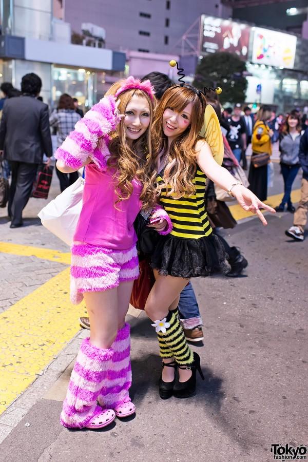 Harajuku & Shibuya Halloween (22)