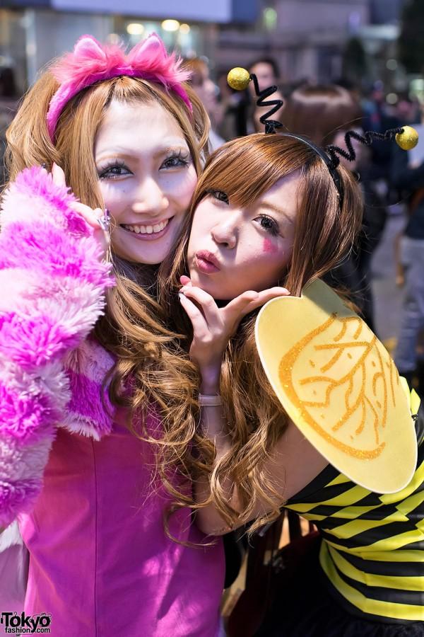 Harajuku & Shibuya Halloween (23)