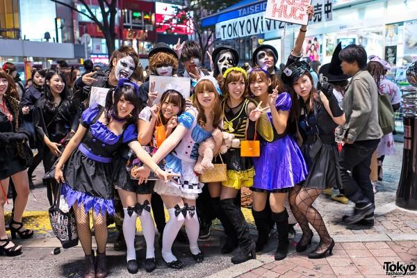 Harajuku & Shibuya Halloween (24)