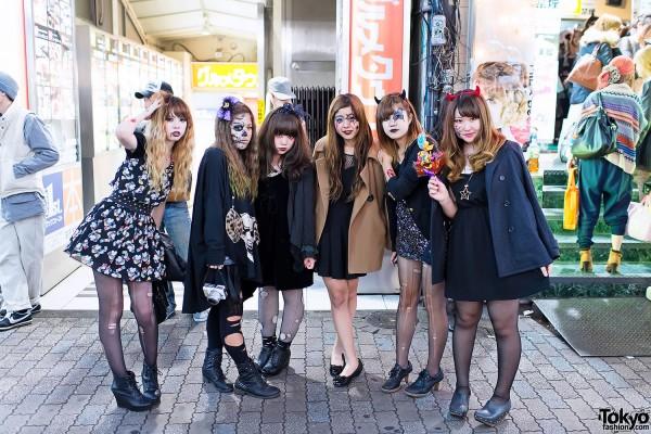 Harajuku & Shibuya Halloween (26)