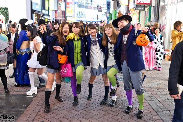 Harajuku & Shibuya Halloween (27)