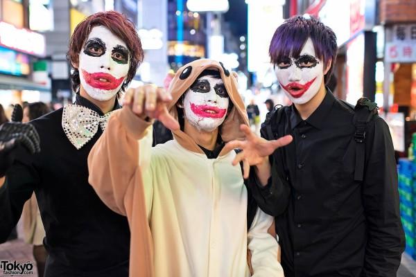 Harajuku & Shibuya Halloween (29)