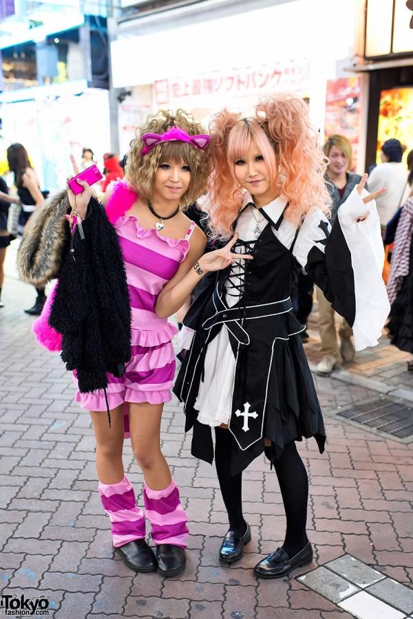 Harajuku & Shibuya Halloween (30)