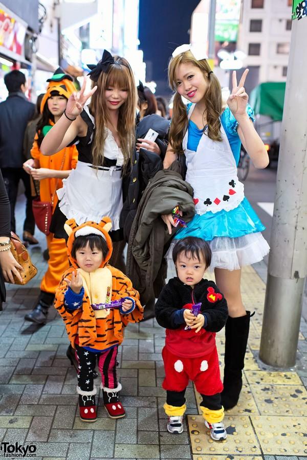 Harajuku & Shibuya Halloween (33)