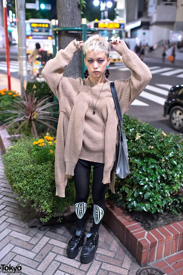 Hirari Ikeda in Shibuya