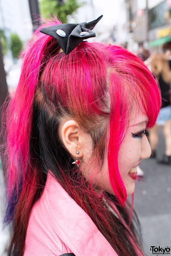 Harajuku Pink Hair