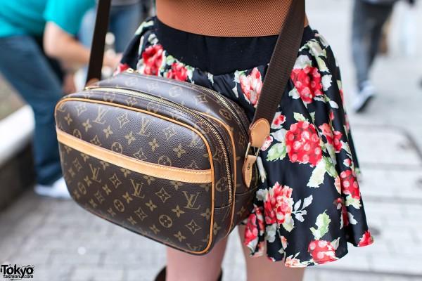 Louis Vuitton Shoulder Bag in Shibuya