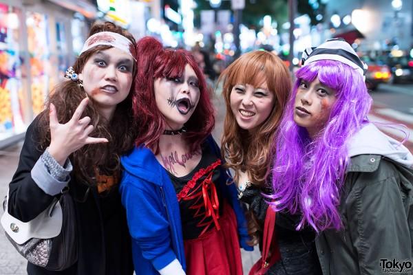 Shibuya Halloween Costumes 2012 (4)
