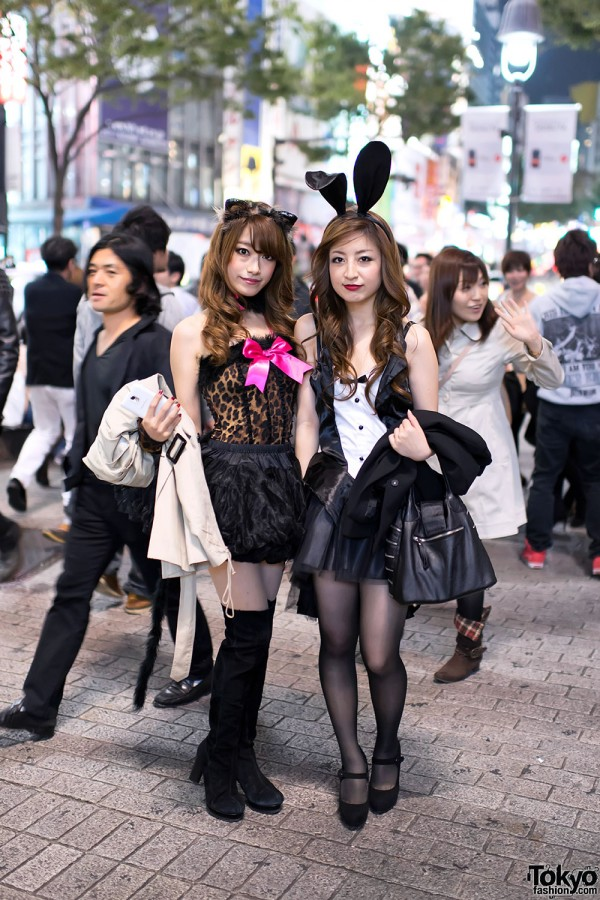 Shibuya Halloween Costumes 2012 (17)