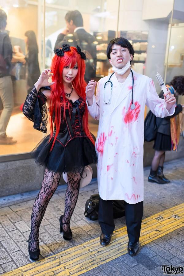 Shibuya Halloween Costumes 2012 (20)
