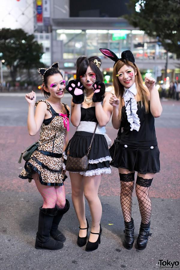 Shibuya Halloween Costumes 2012 (22)