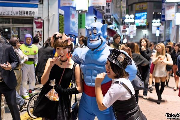Shibuya Halloween Costumes 2012 (24)