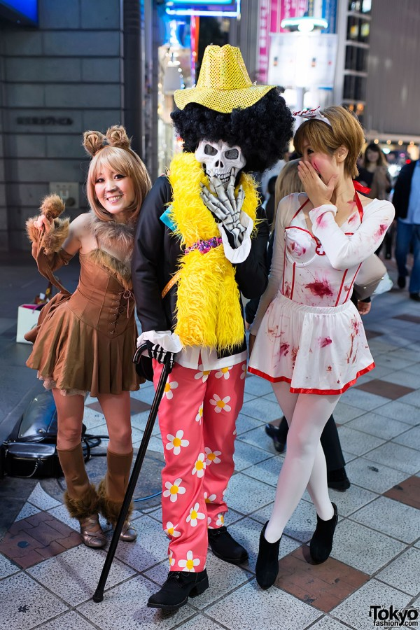 Shibuya Halloween Costumes 2012 (29)