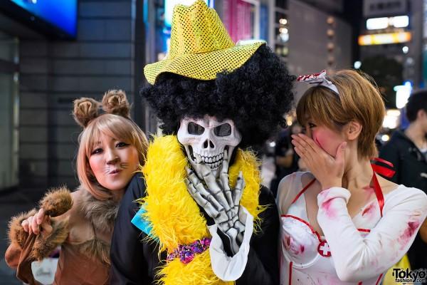 Shibuya Halloween Costumes 2012 (30)