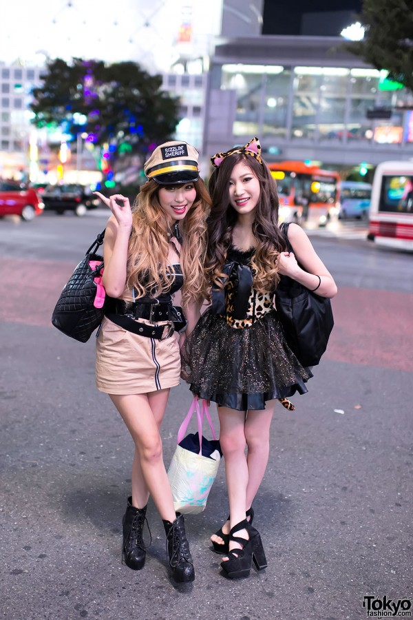 Shibuya Halloween Costumes 2012 (31)