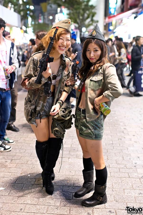 Shibuya Halloween Costumes 2012 (33)