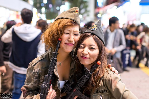 Shibuya Halloween Costumes 2012 (34)