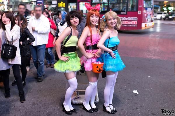 Shibuya Halloween Costumes 2012 (35)