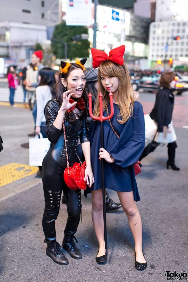 Shibuya Halloween Costumes 2012 (37)