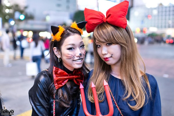 Shibuya Halloween Costumes 2012 (38)