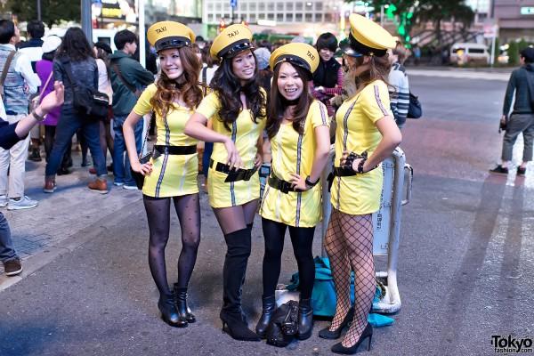 Shibuya Halloween Costumes 2012 (47)