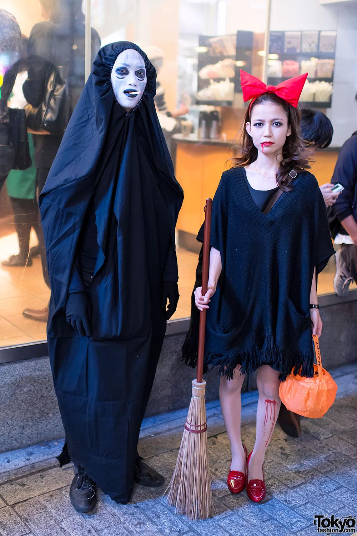 Как сделать себе наряд на хэллоуин