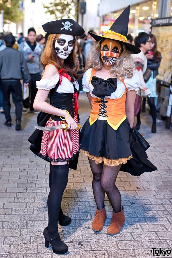 Shibuya Halloween Costumes 2012 (9)