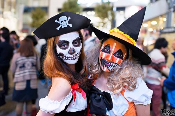Shibuya Halloween Costumes 2012 (10)