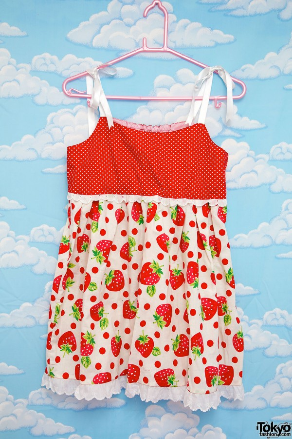 Fairy Kei Fashion Brand Strawberry Planet (19)