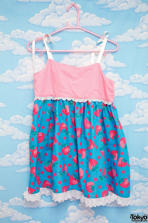 Fairy Kei Fashion Brand Strawberry Planet (20)