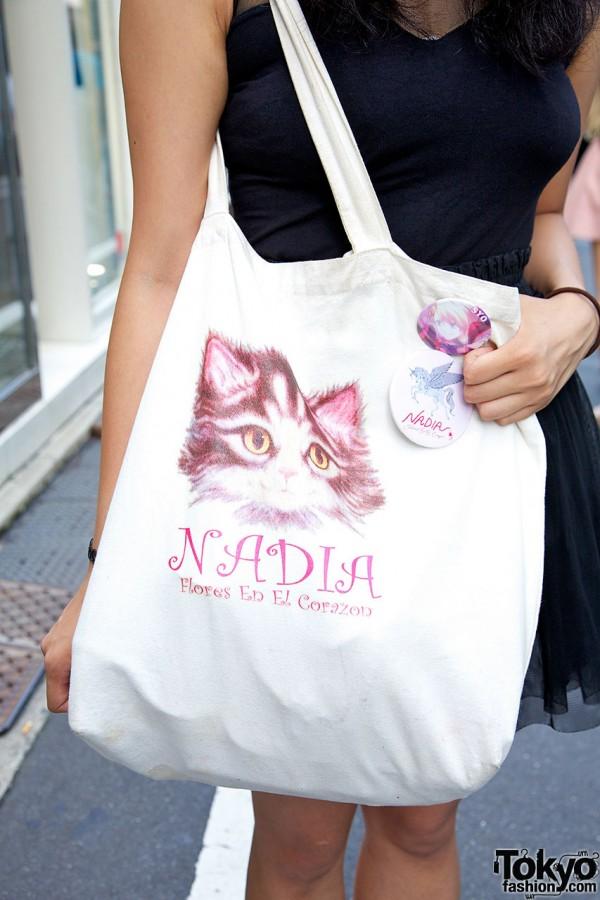 Nadia Cat Bag