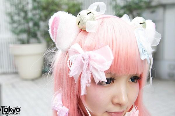 Cat Ears & Cute Hair Bows