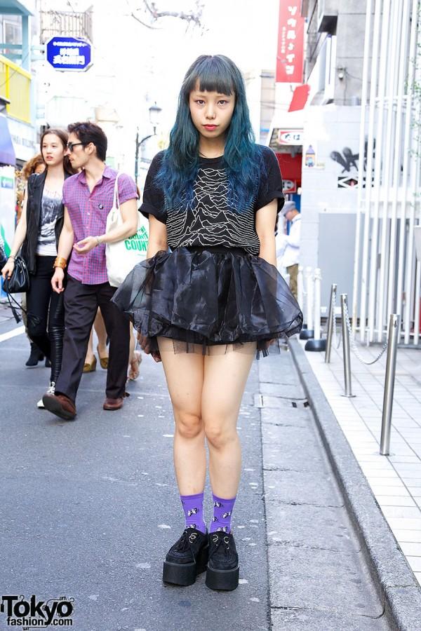 Nadia Harajuku Fashion