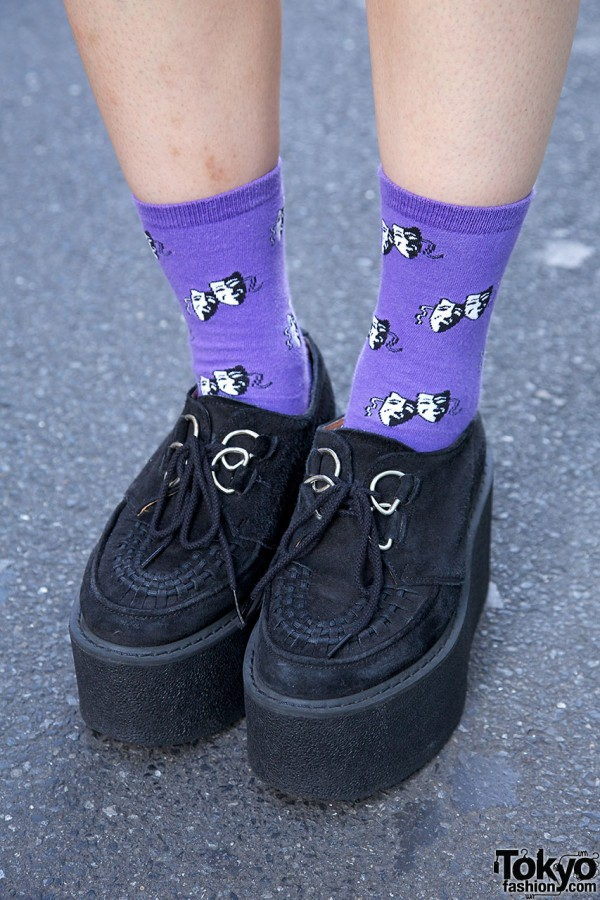 Socks and Creepers