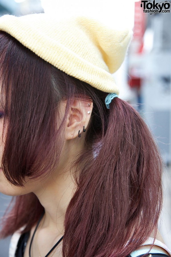 Pierced Ear