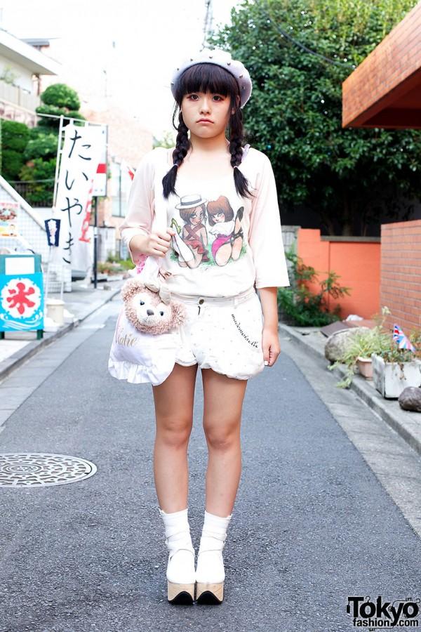 Amo x Wego Pastel Fashion