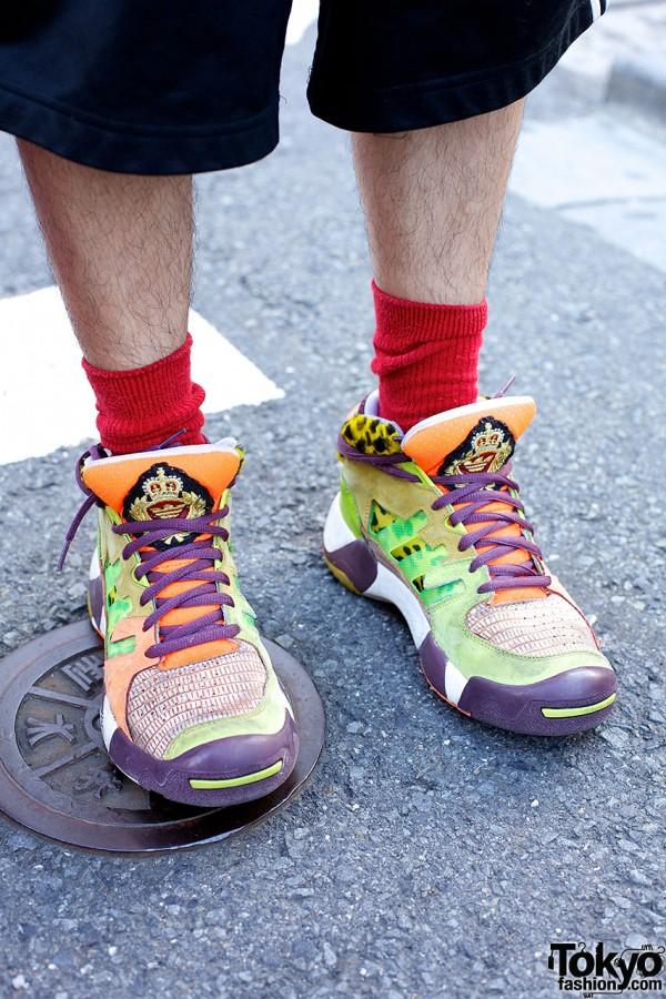 Adidas x Jeremy Scott Sneakers