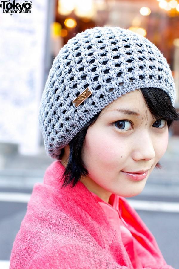 Goocy Knit cap