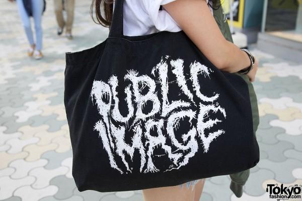 Public Image bag